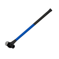 ST-25-812 12 LB Double Face Sledge Hammer Fiberglass Handle 34""