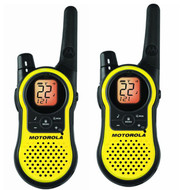 RADIO MH230R Motorola MH230R 23-Mile Range 22-Channel FRS/GMRS Two-Way Radio (Pair)