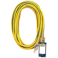 LC 05-00107 100 Foot - 12 Gauge Extension Cord - Lighted Ends