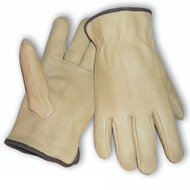 GL 77-469 Lined Top Grain Pigskin Gloves