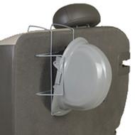 ERB-17960 Hard Hat Seat Mounted Rack