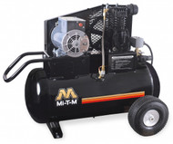 MI-T-M AM1-PE02-20M   20-Gallon single stage electric air compressor.