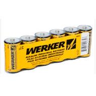 BAT C Werker C Alkaline Battery