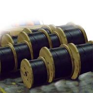 FOC F909608E7B Cable, FIber optic, 96 strand, singlemode, loose tube Gel free, single armor with Corning SMF28e+ glass.  DRC-9-08X12-D-ZRP-D-BK
