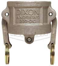 """DV 200-DC-AL 2"""" Alum Dust Cap"""
