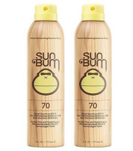 AMAZ SUNSCREEN  Sun Bum Continuous Spray Sunscreen, SPF -70, 6oz
