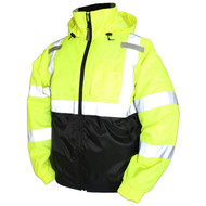 The Bomber II ANSI Compliant High Visibility Insulated Jacket