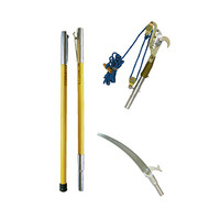 Jameson Tree Pruner and Pole Saw Kit FG-6PKG-7