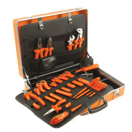 1000V Insulated Deluxe Utility Tool Set, 19-Piece