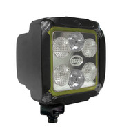 14-watt HDI Series LED Equipment Light, Spot/Wide Beam