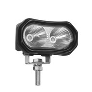 7-watt JLite LED Equipment Light, Wide Beam