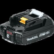Makita BL1820B 18V LXT® Lithium‑Ion Compact 2.0Ah Battery