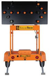 SolarTech AB-0515 Arrow Board, Silent Sentinel
