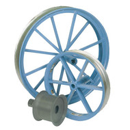 "CX08675430 30"" x 8"" Diameter Fiber Optic Pulling Capstan"