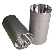 "CT AS2375 2.00"" Reverse Threaded Aluminum Coupler"