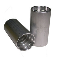 "CT AB1315 1.00"" Aluminum Barbed Coupler"