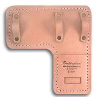 BUCK 3122 Climber Pads, All Leather Both Sides