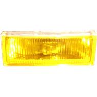 """NA HMSAPS-A Amber Mini-Strobe Head 4.75"""" X 1.75"""" X 2.25"""" """"E"""" Series"""