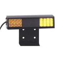 "NA TA9L-A 8"" LED Amber Deck Light"