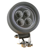 NA WLED-4R 4 LED Work Light Round