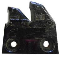 """228627001 6"""" Left Hand Scorpion or Shark Cutter 5/8"""" Bolt Hole"""