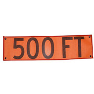 B A4PZ0880 PG Overlay  ''500 FT''  Premium Grade Button-On Overlay
