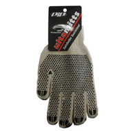 GL C330PDD Black Dot Glove 2-Sided
