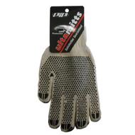 GL C330PDD Black Dot Glove 2-Sided