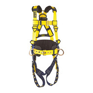 PRO 1101655 Delta II Full Body Harness with Belt