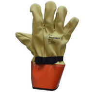 "SAFILP3S09 Dielectric Gloves #9 North 12"" Protector Size 9"