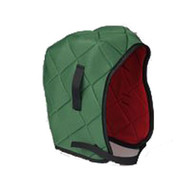 ERB-19545 Winter Liner Quilted Green