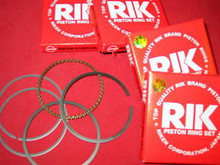 (4) CB750 CB750K PISTON RINGS STD.