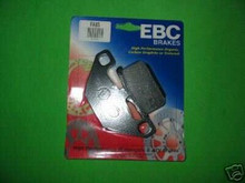 2 ZL900 ZG1000 ZL1000 ZX900 VN1500 EBC FA85 BRAKE PADS