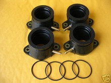 2 SETS OF YAMAHA FJ1100, FJ1200 CARB HOLDERS