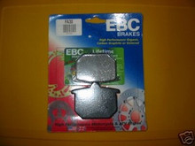 3 SETS 79-80 CB750F EBC FA30 BRAKE PADS FRONT & REAR