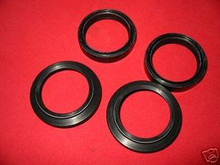 NEW BUELL 97-02 CYCLONE M2 FORK SEALS AND WIPERS