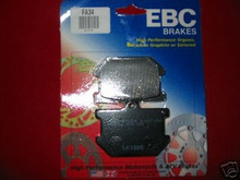 1 set  XS750 XS850 XV920 XS1100 EBC FA34 Front or Rear BRAKE PADS