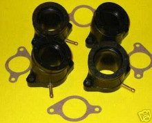 4x NEW YAMAHA 78-81 XS1100 82 XJ1100 J MAXIM CARB HOLDERS