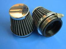 2x POD FILTERS 42MM KZ440 RD250 RD350 RD400