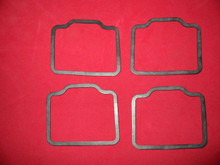 (4x) 68-76 HONDA CB750 FLOAT BOWL GASKETS (NO SWELL)