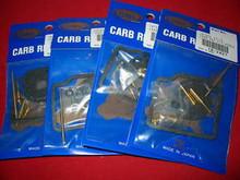 (4) 73-75 CB750 CARB  KITS carburetor CB750K   NO SWELL