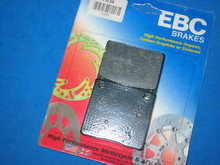 GS550 GS650 GS750 GS850 GS1000 GS1100 REAR BRAKE PADS