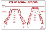 LR-170B - Feline Dental Record