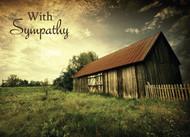 SYMBARN - Sympathy Card