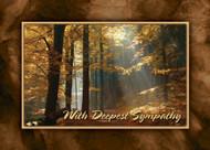 SYMWOODS - Sympathy Card