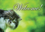 WELCOMECAT - Welcome Card