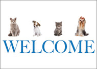 WELCOMEMIX - Welcome Card
