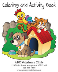CBOOK - 16 page color and activity book