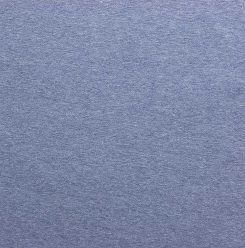 Heathered Blue Knit by Made Whimsy
