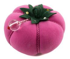 Dritz Pink Tomato Pin Cushion